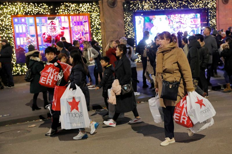 Black Friday kicks off scramble in a shorter shopping season