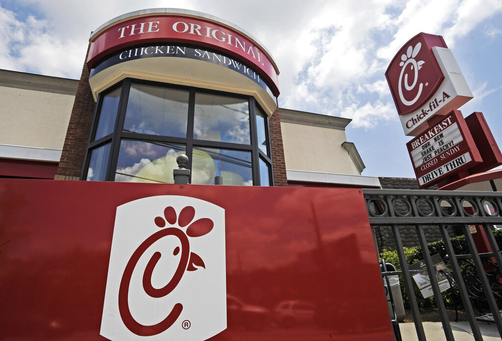 Chick-fil-A ends donations to organizations accused of being anti-LGBTQ