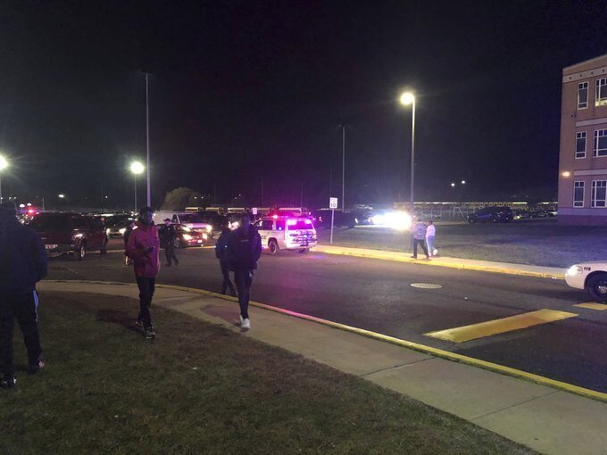 2 shot at New Jersey high school football game