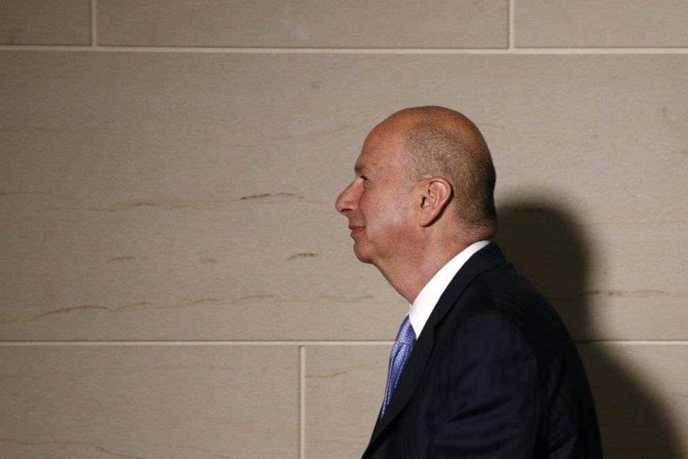 Mulvaney was aware of 'quid pro quo' Sondland testifies