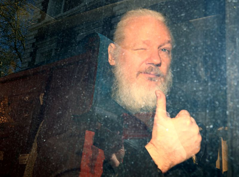 USA treaty bans Assange's extradition: lawyers