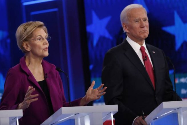 Biden Campaign Denies Former VP Seeks Only One Term If Elected POTUS