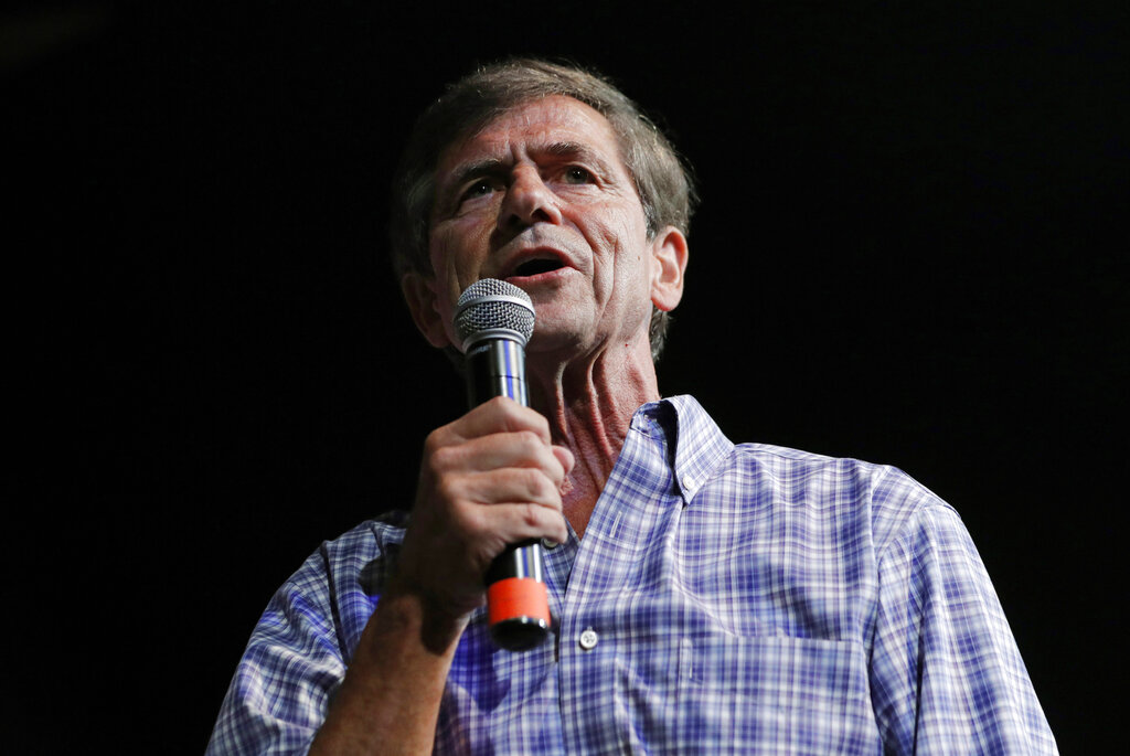 Joe Sestak ends long-shot 2020 Democratic presidential campaign