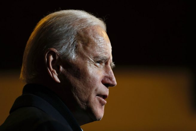 Joe Biden says he doesn't need Obama's endorsement