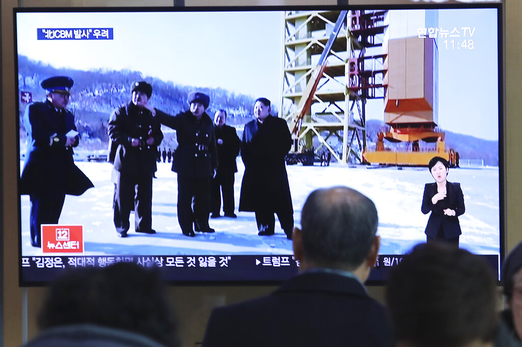 Esper: US hopeful for N.Korea, but is ready