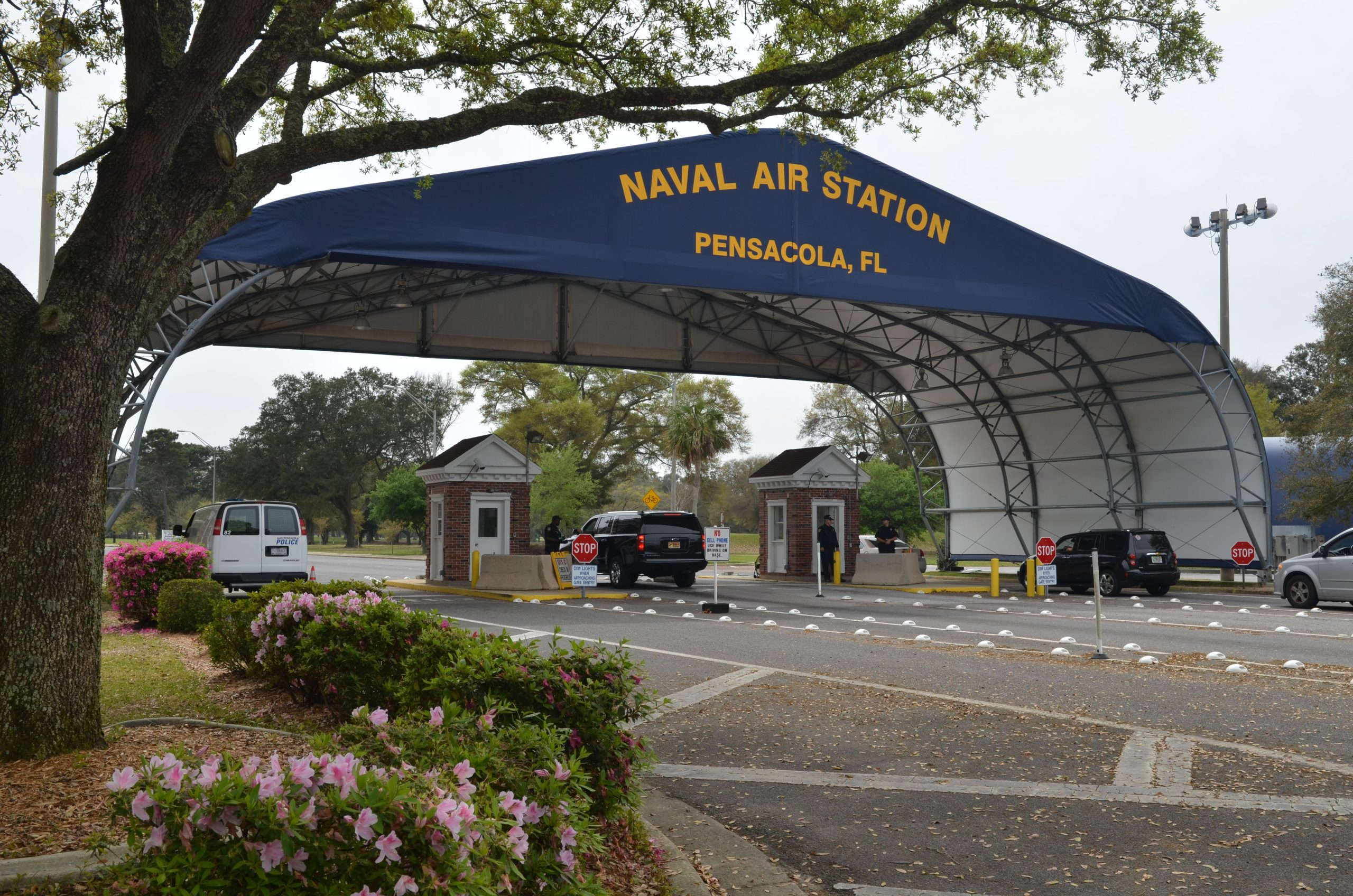 Pensacola Naval Station gunman identified as Saudi national