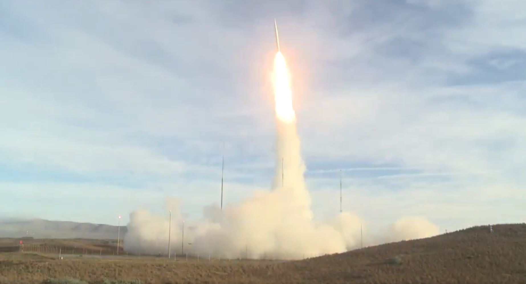 Russian Federation raises concerns over new USA ballistic missile test