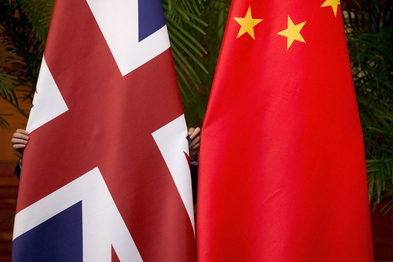 Beijing temporarily suspends London-China Stock Connect