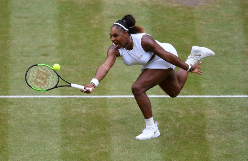 Serena makes solid start in Auckland