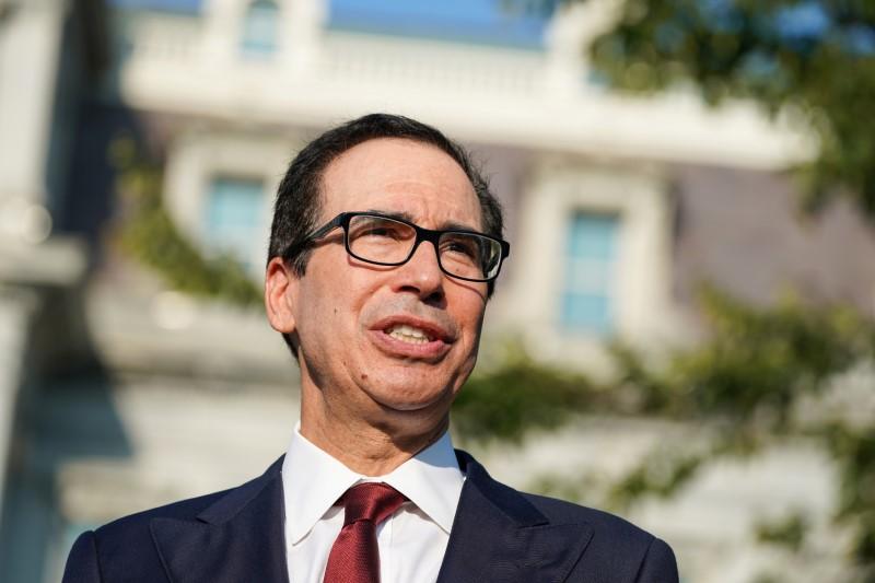 China buys $ 200 billion more under first trade deal: Treasury Secretary Mnuchin