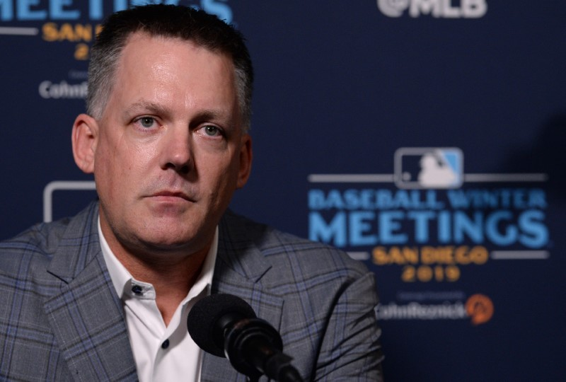 FILE PHOTO:  MLB: Winter Meetings