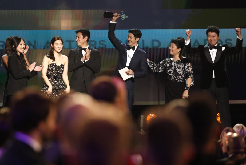 26th Screen Actors Guild Awards - Show - Los Angeles, California, U.S.