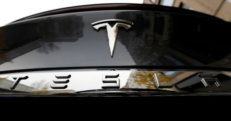 Tesla beats profit estimates, expects strong 2020 production