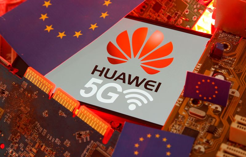 Johnson risks Trump rift after approving 5G role for Huawei