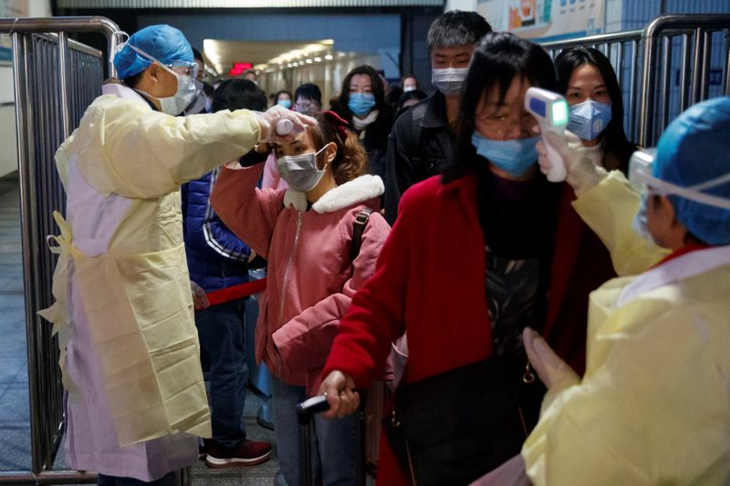 Three Japanese returnees from Wuhan test positive for coronavirus -NHK
