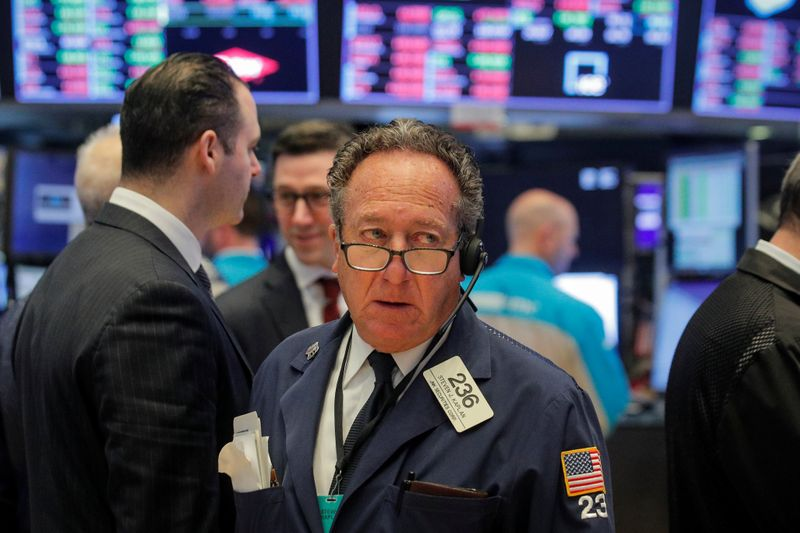 US close: Stocks attempt bounce despite lingering coronavirus fears