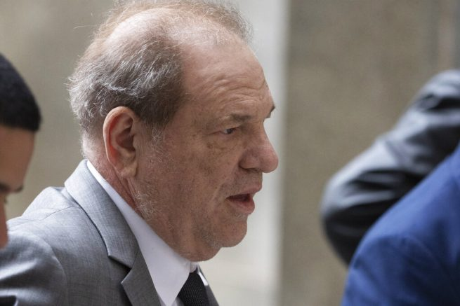 Harvey Weinstein rape trial set to begin in NY