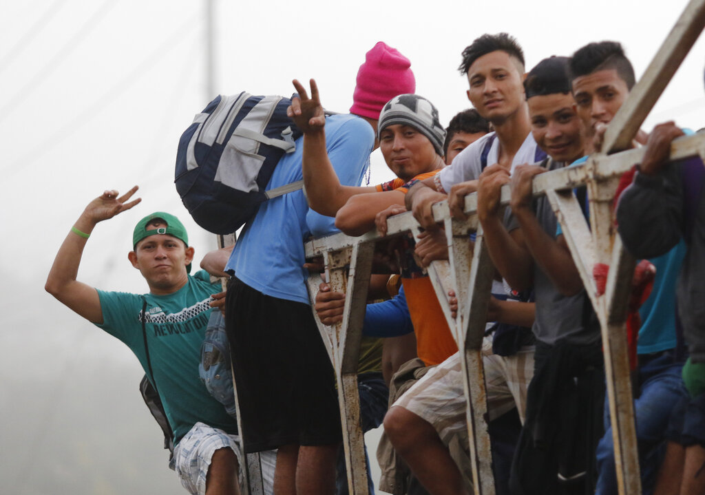 Latest Migrant Caravan: Hundreds of Hondurans Head to US Border
