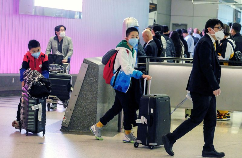 Detroit Metropolitan Airport selected to accept flights from China