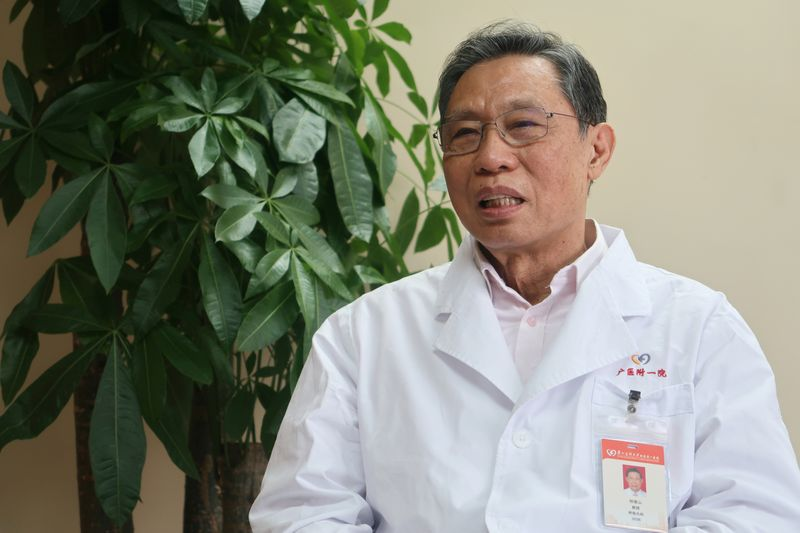 Interview - Coronavirus outbreak 'just beginning' outside China, says expert