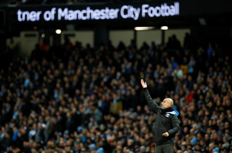 Carabao Cup - Semi Final Second Leg - Manchester City v Manchester United