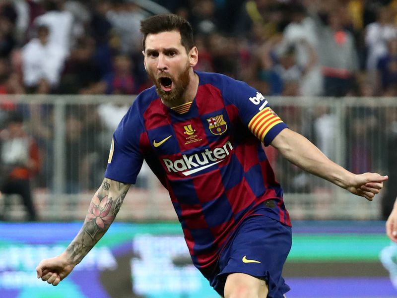 Lionel Messi Makes History At Laureus World Sports Awards