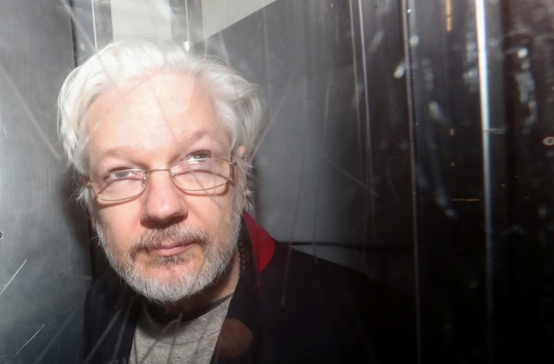 Doctors claim Julian Assange is being `psychologically tortured`