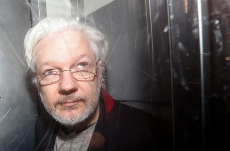 Doctors claim Julian Assange is being `psychologically tortured`