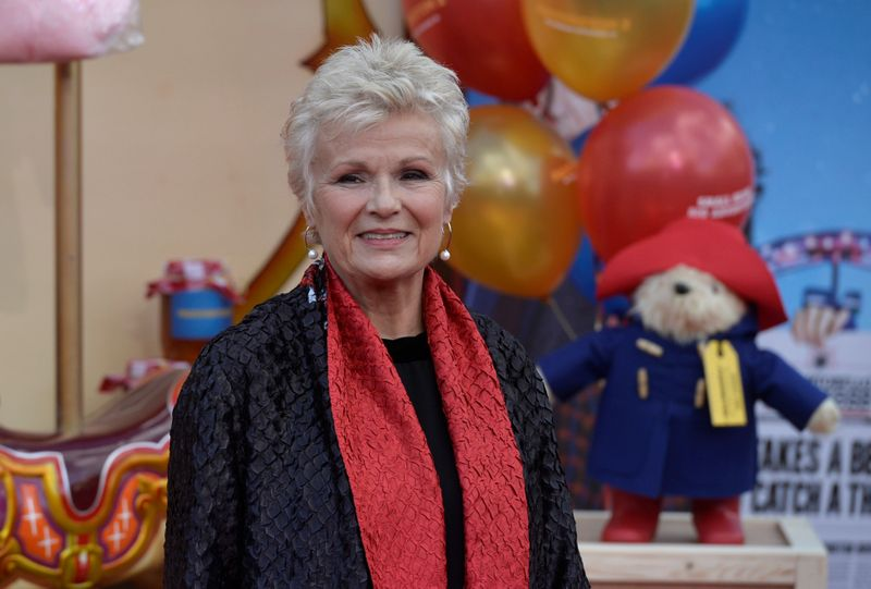 British actress Julie Walters battled bowel cancer
