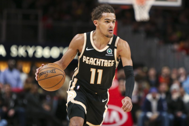 Trae Young gets career-high 50 PTS in Hawks win over Heat