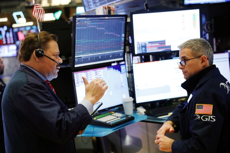 Stock market enters a correction, down 10% from recent peak