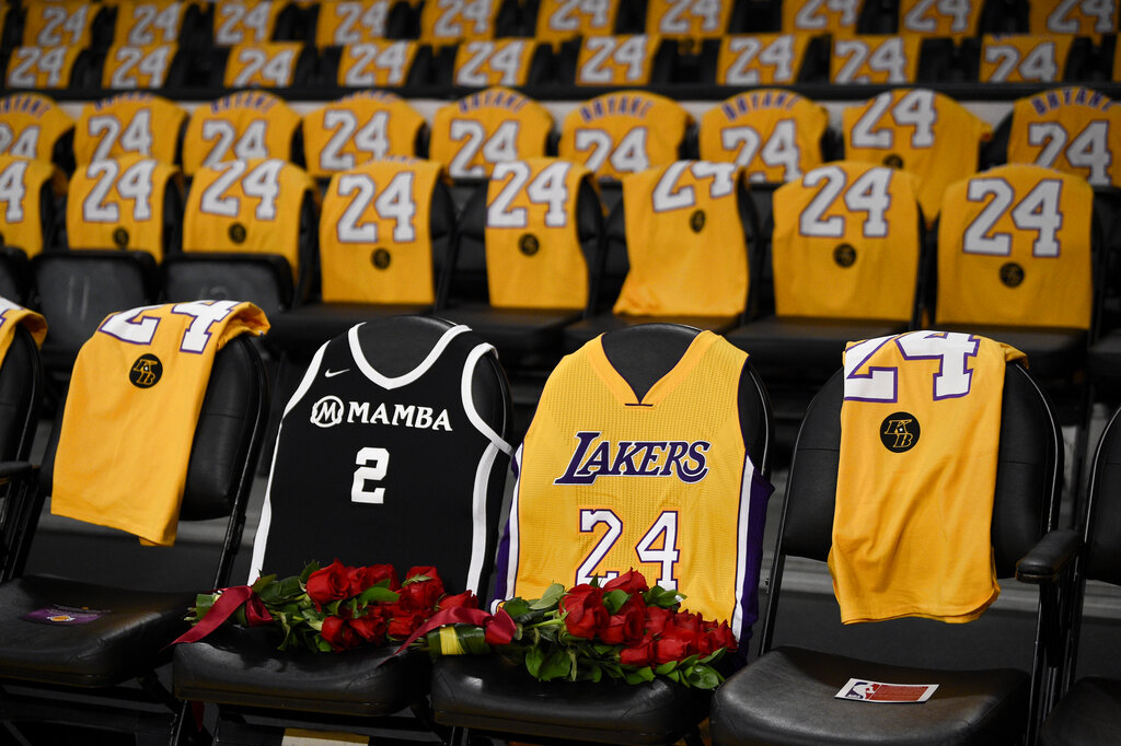 Kobe Bryant's Body Is Identified Through Fingerprints Because It's 'Burned Beyond Recognition'