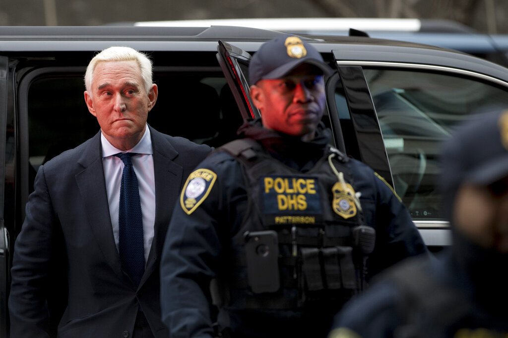 Ross: Roger Stone case proves Congress is full of Constitutional wimps