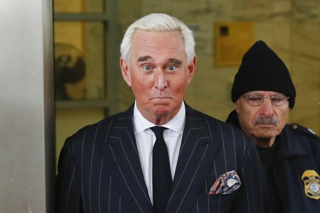 Donald Trump says prosecutors' recommended prison term for Roger Stone 'very unfair'