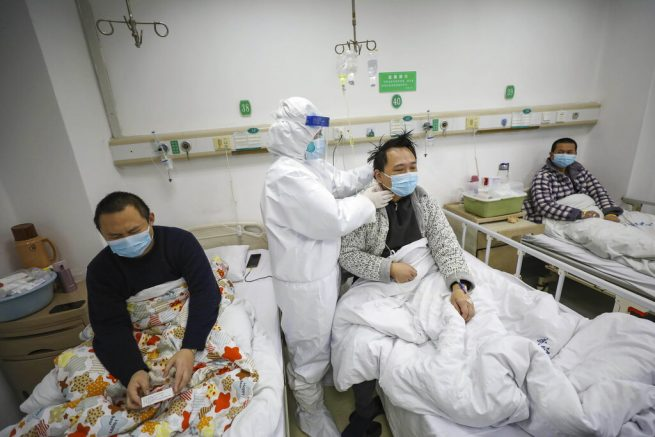 Chinese doctors using plasma therapy on coronavirus, World Health Organization says 'very valid' approach