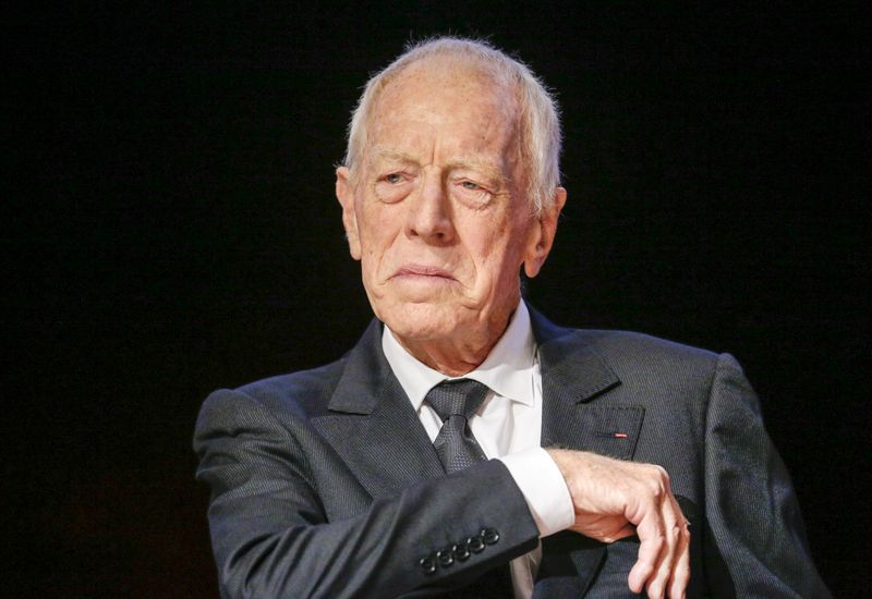 'Star Wars' and 'Game of Thrones' actor Max von Sydow has died