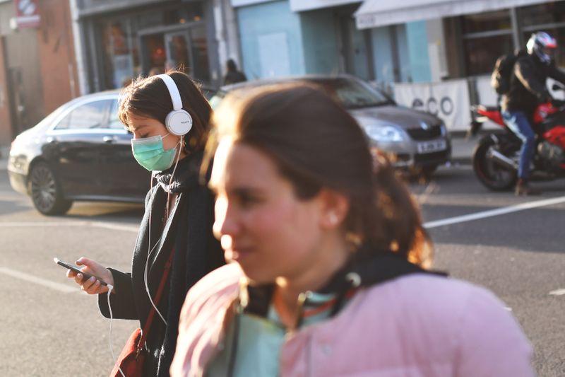 United Kingdom surpasses 1,100 confirmed cases of coronavirus