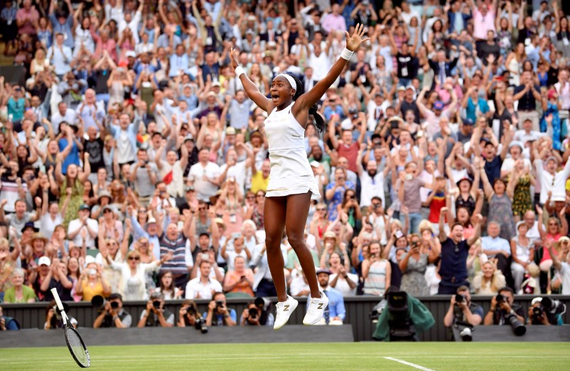 FILE PHOTO: Time running out for Wimbledon