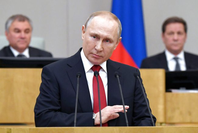 Russia's Duma passes reforms allowing Putin to seek re-election
