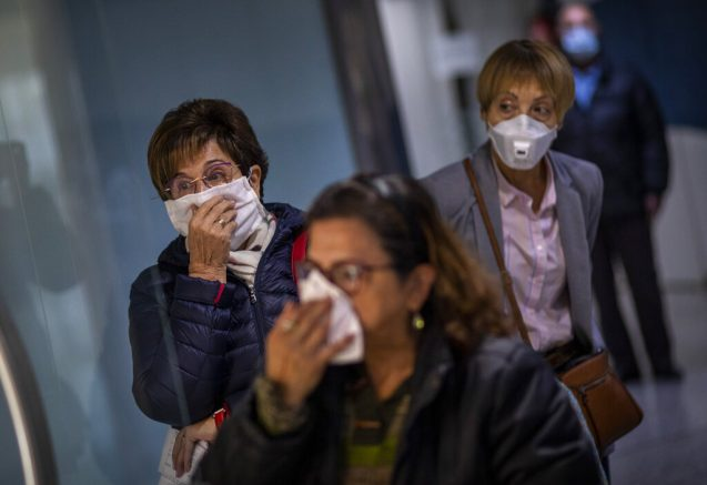 Coronavirus Outbreak: Loss of smell, taste might signal pandemic infection