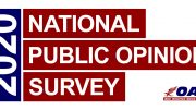 2020 National Public Opinion Survey