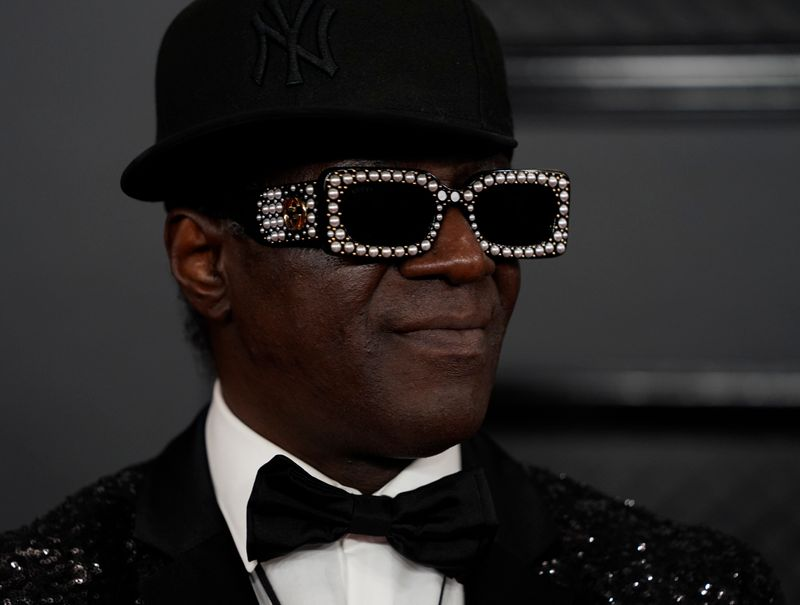 62nd Grammy Awards – Arrivals – Los Angeles, California, U.S., January 26, 2020 - Flavor Flav