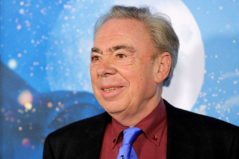 Andrew Lloyd Webber to stream his musicals online for free