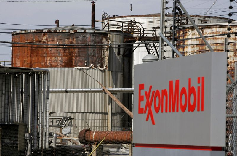 Exxon plays on virus worries in Baytown contract talks: union official