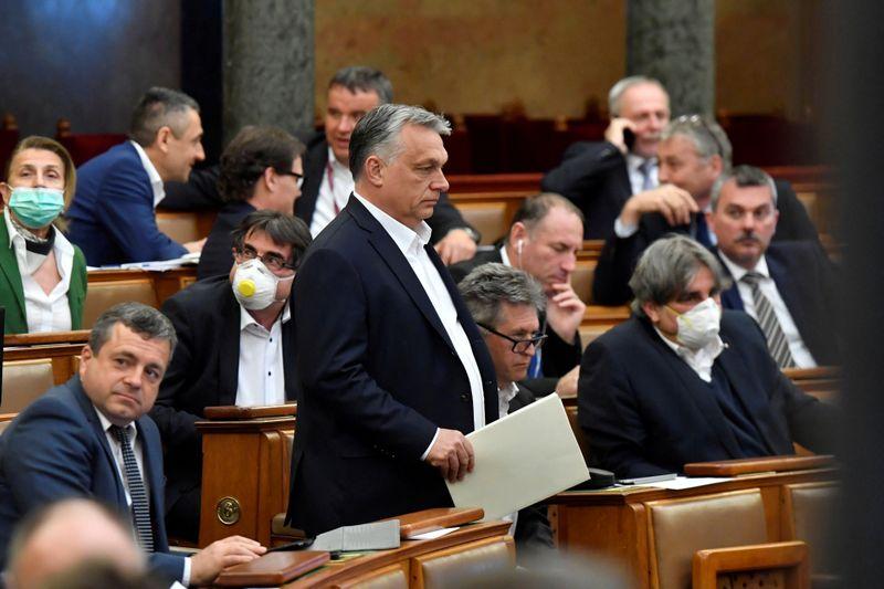 Hungary prepares $30 billion coronavirus package to jump-start economy