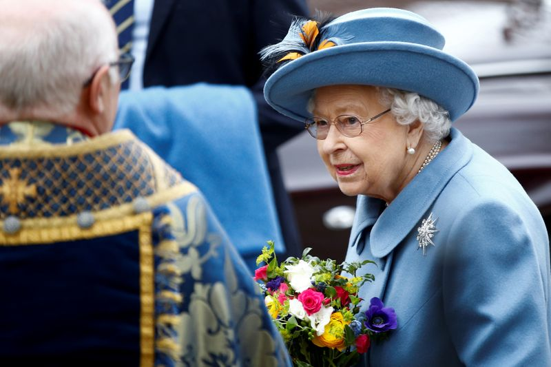 Show typical British resolve, Queen to tell nation amid coronavirus outbreak