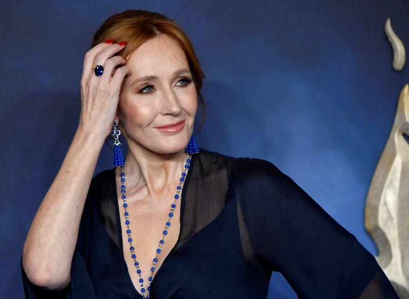 J.K. Rowling Reveals She Has 'Fully Recovered' From Coronavirus Symptoms