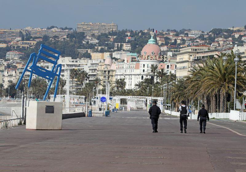 Coronavirus disease (COVID-19) outbreak in Nice