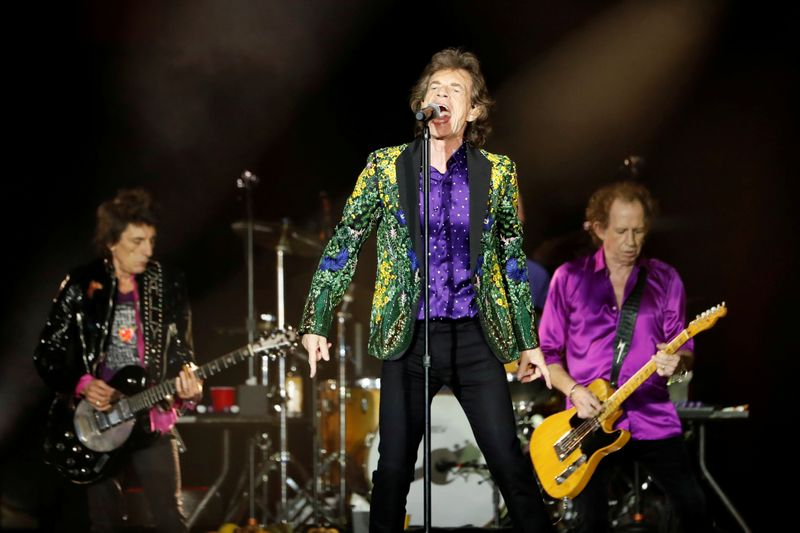 Rolling Stones join Lady Gaga's Together at Home concert