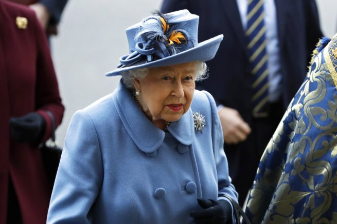 Queen Elizabeth Addresses COVID-19 In Rare TV Appearance
